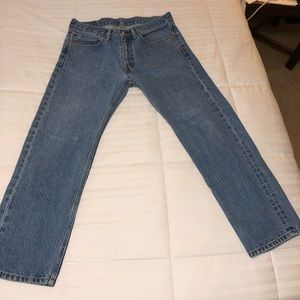 Levi Strauss & Co. Original 505 jeans